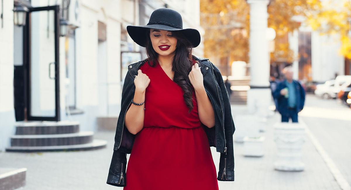 Este es el color que debes usar para aumentar tu autoestima. Foto: Shutterstock