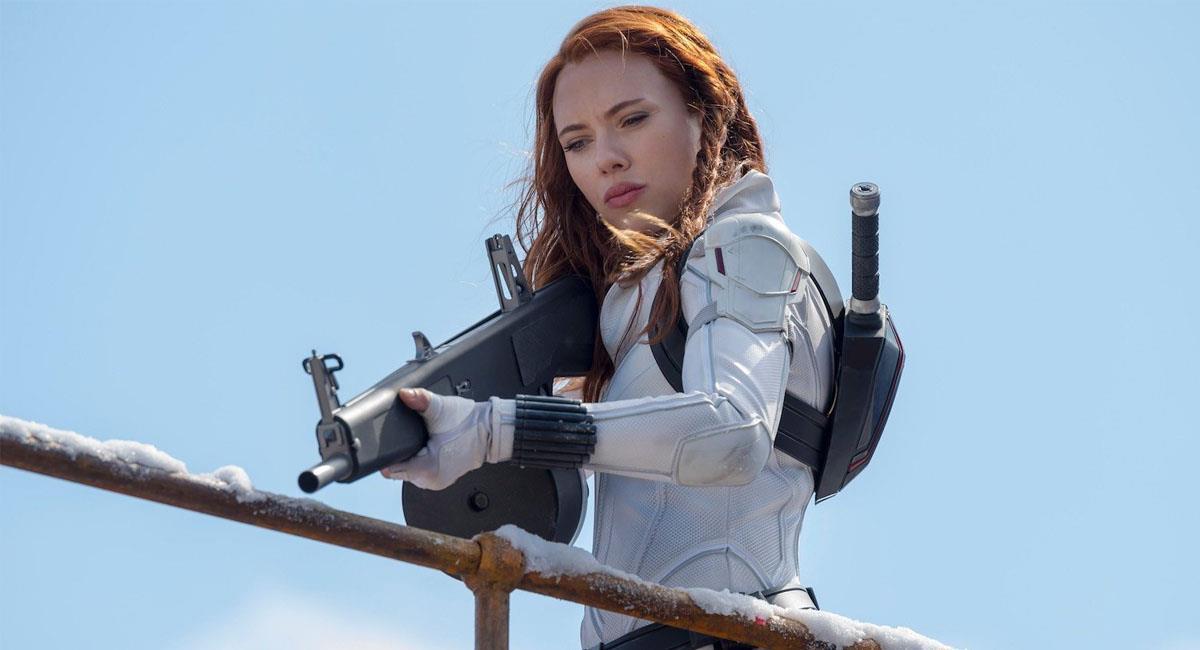 Scarlett Johansson se despide de Black Widow con demanda. Foto: Disney Plus