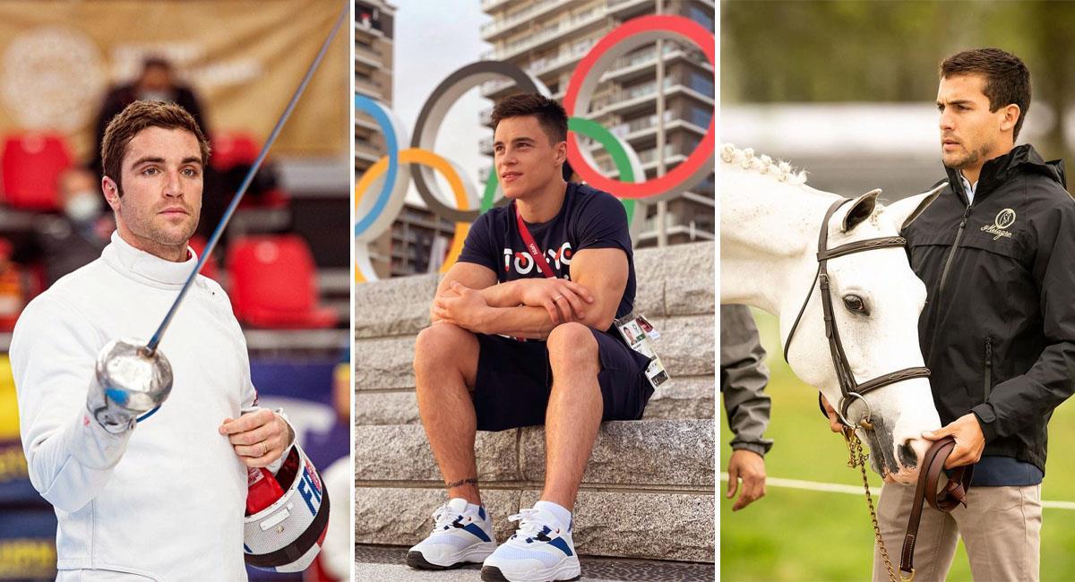 Conoce a los deportistas más guapos de Tokio 2020. Foto: Instagram