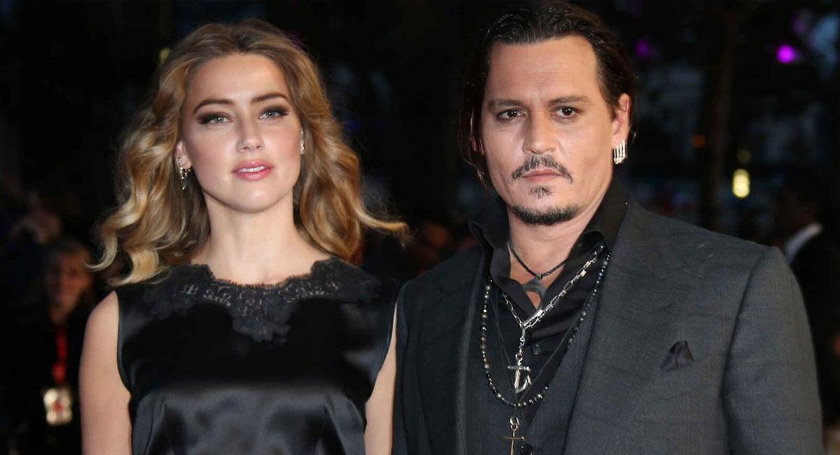 ¡Por fin! Johnny Depp le ganó un juicio a Amber Heard. Foto: EFE