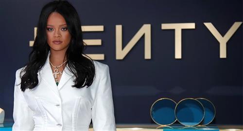 ¿Cuánto dinero tiene Rihanna?