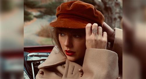 """Cómo descifrar el acertijo de Taylor Swift sobre su álbum """"Red"""""""