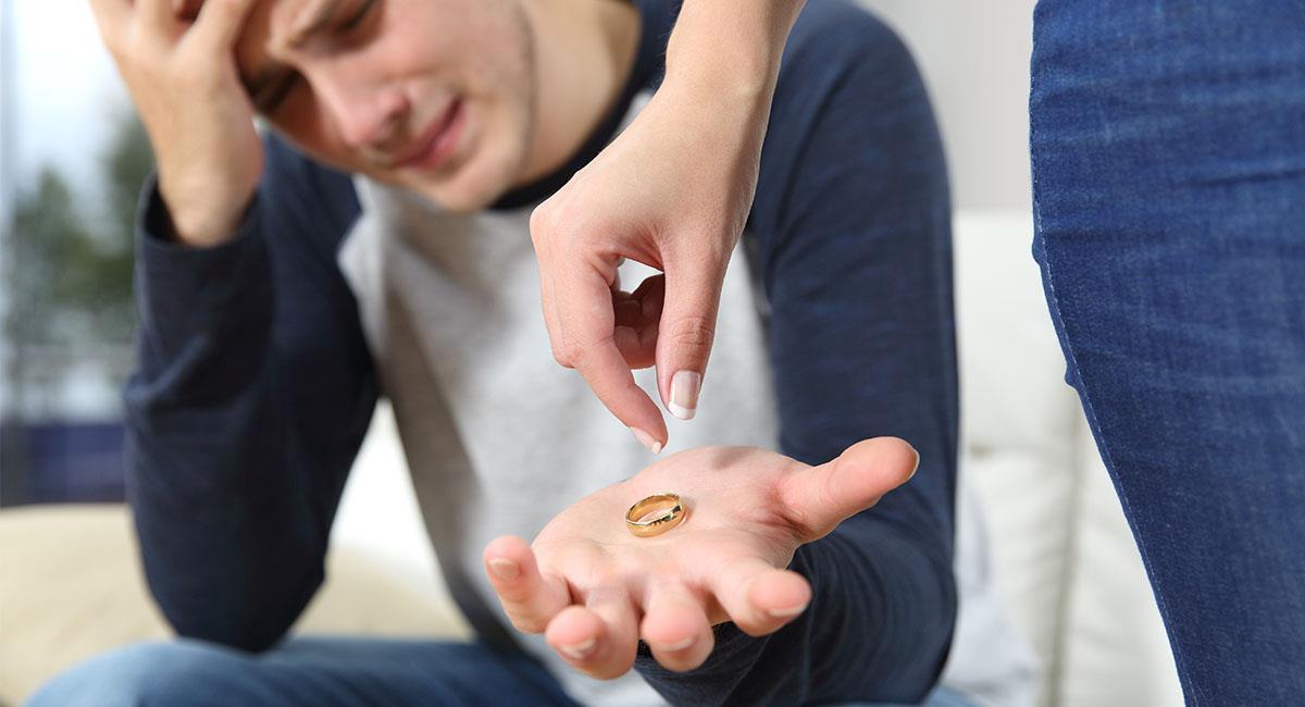 ¿Cómo terminar una relación sin dañar a la persona?. Foto: Shutterstock