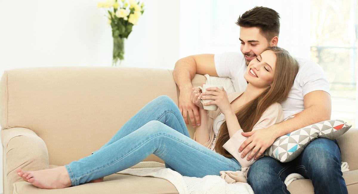 ¿Cómo te acaricia un hombre enamorado?. Foto: Shutterstock