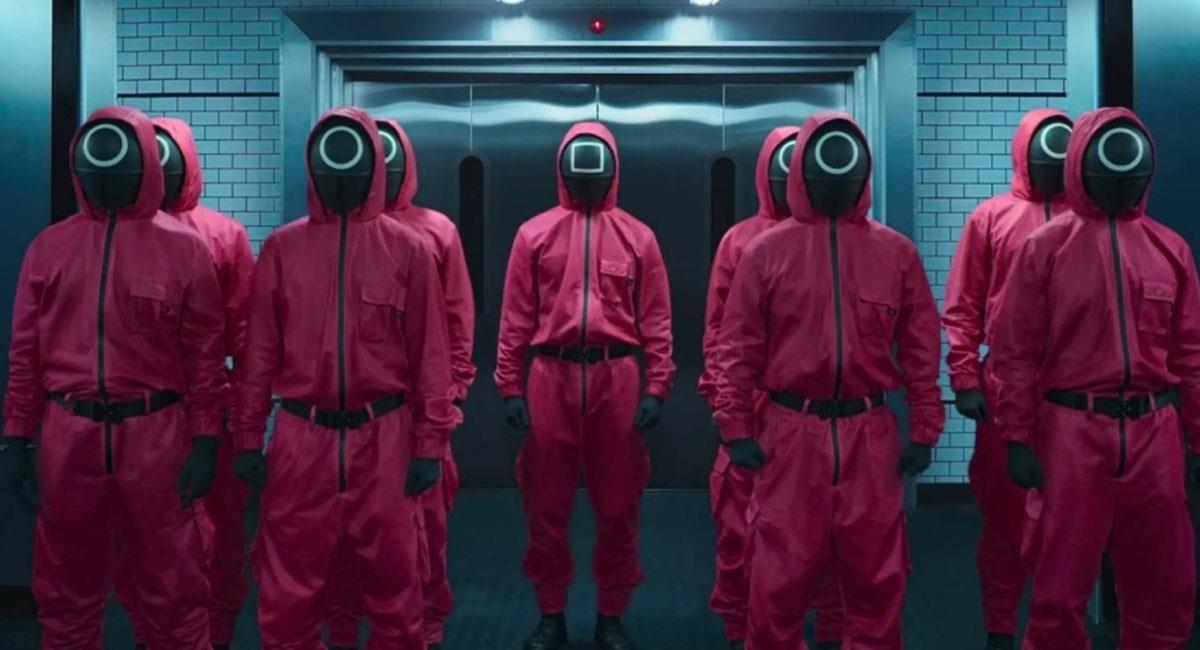 """En qué se basó """"El juego del calamar"""" de Netflix. Foto: Netflix"""