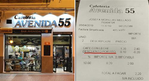 """Cafetería da descuentos a sus """"clientes feos"""" y se vuelve viral"""