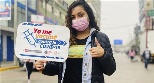 Regalarán S/1000 a personas vacunadas contra la Covid-19 en Perú